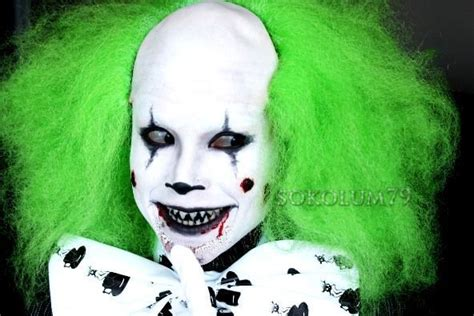 evil  scary clown pictures  terrify kids entertainmentmesh