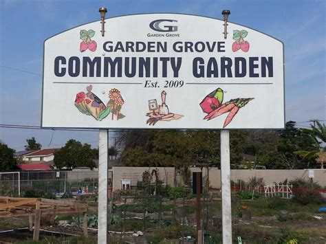 Garden Grove Garden Grove Community Garden City Of Garden Grove