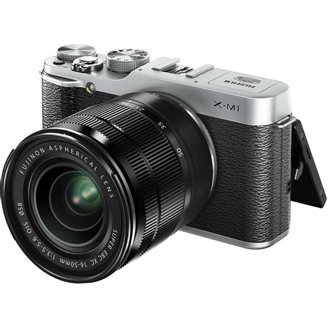 Fujifilm Xa3 Kit Xc 16 50mm F35 56 Ois Ii Silver Fujifilm X M1 Xc 16 50 F3 5 5 6 Ois Kit Srebreni Fuji