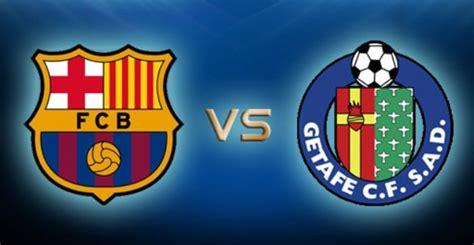 barcelona v getafe a live of the copa