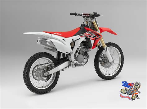 Papan No Crf250 2015 honda crf250r