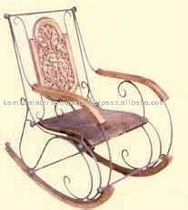 metal rocking chair india wood carved antique metal rocking chair buy antique