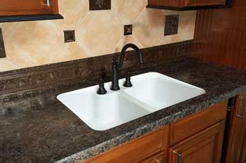 Can You Use Undermount Sink With Laminate Countertops by Kitchen Sinks That Are Durable Affordable And Beautiful