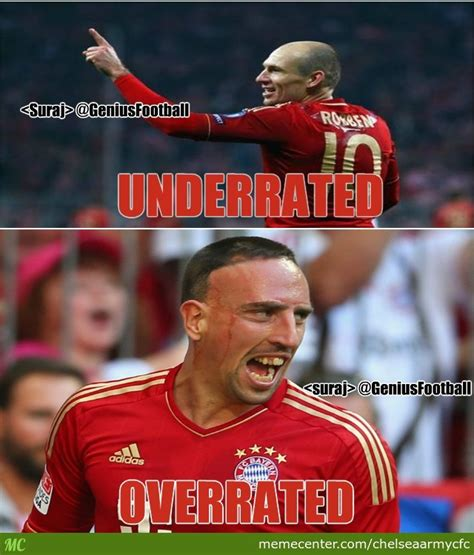 Robben Meme - ribery robben by chelseaarmycfc meme center