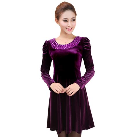 Velvet Junior New Born velvet dresses style
