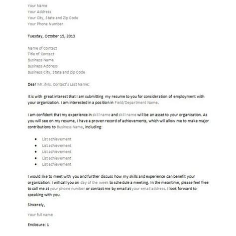 enquiry letter example format best of job inquiry email letter email