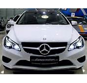 Mercedes Benz E250 Coupe 2014 Gargash Ent Under Warranty And