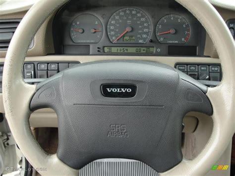volvo  turbo awd beige steering wheel photo  gtcarlotcom