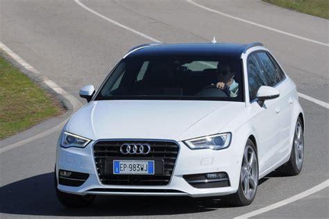 Audi A3 Felgengröße by Prova Audi A3 Sportback Scheda Tecnica Opinioni E