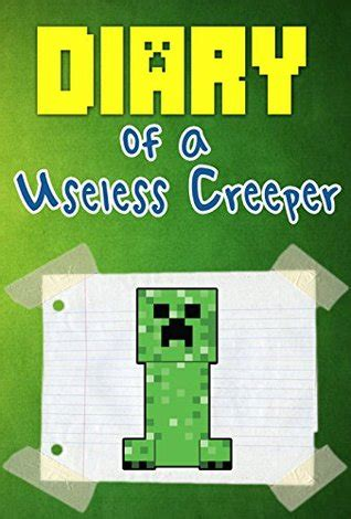 minecraft picture books minecraft diary of a useless creeper minecraft book 1