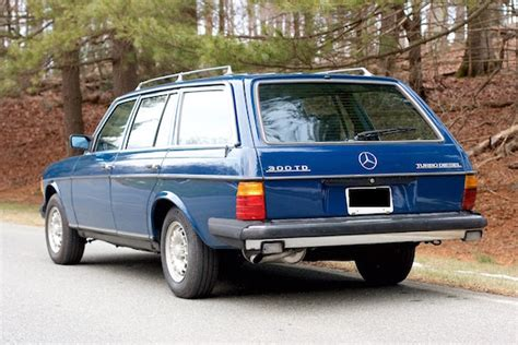 1984 Mercedes 300td Wagon by 1984 Mercedes 300td German Cars For Sale