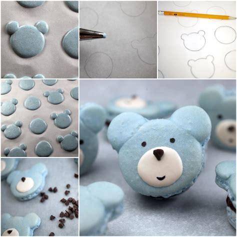 Macaron Baby Shower Favor by Wonderful Diy Macarons