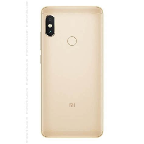 xiaomi redmi note 5 gold 64gb and 4gb ram 6941059603221