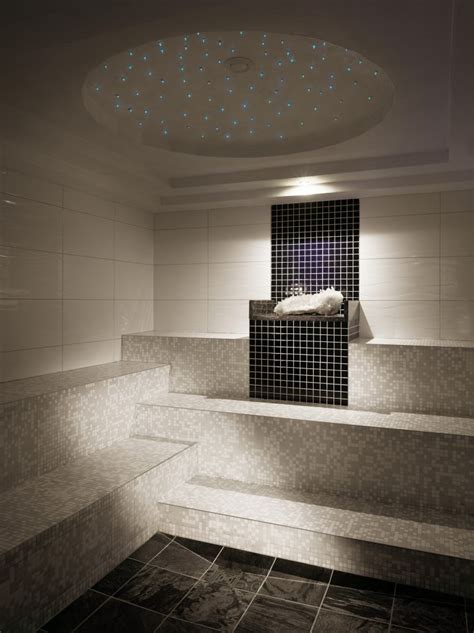 in steam room 16 of the best couples spa treatments in the world