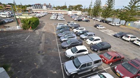 Car Port Macquarie by Woolworths Out Of Plaza Car Park Deal Port Macquarie News