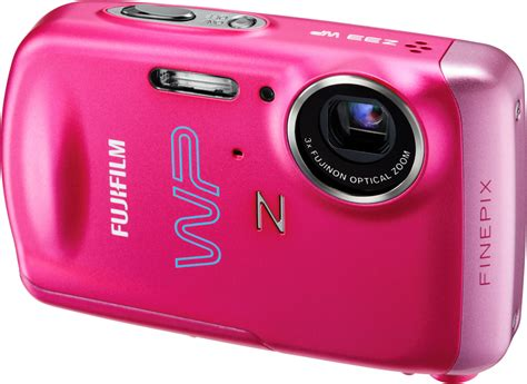 Kamera Fujifilm Wp Z fujifilm finepix z33wp features waterproof slashgear