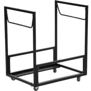 lifetime chair racks lifetime chair carts 80279 standing folding chair rack