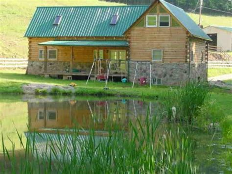 Cabin Rentals Near Roanoke Va by Hillbilly Log Cabin Rentals Roanoke West Virginia