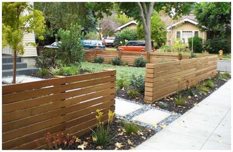 popular front yard fence ideas front yard fence