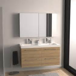 meuble de salle de bains remix imitation ch 234 ne 121x48 5