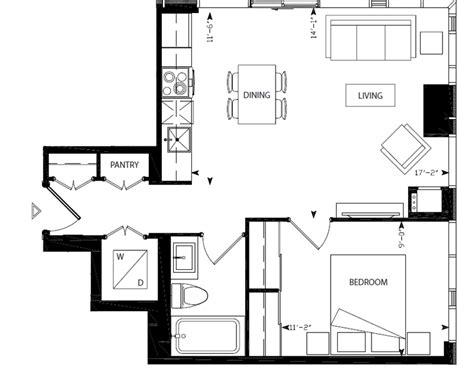 169 fort york blvd floor plans librarydistrict hugo 1bdr 558sqft library district condominiums at 170 fort york boulevard
