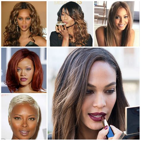 Black Hairstyles 2016 Color by 2017 Trendy Hair Colors For Black Hairstyles 2018