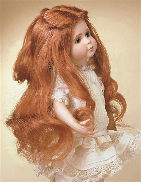 Human Hair Doll For by Doll Wigs Human Hair And Mohair National Artcraft