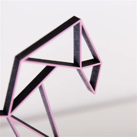 Origami Schwan - origami 3d motiv schwan