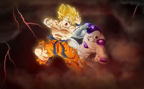 imagenes goku en hd wallpapers de goku en hd taringa