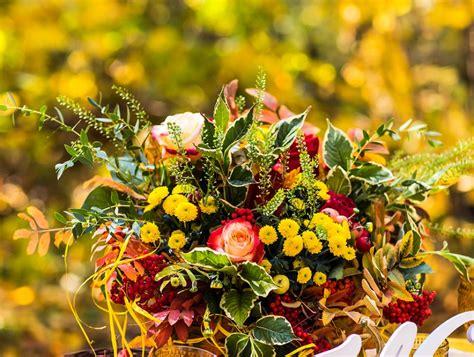 Schnittblumen Im Herbst by Blumen Im Herbst Ein Herbstlicher Blumenstrau 223