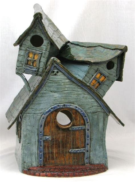 clay house best 25 bird house crafts ideas on pinterest fairy