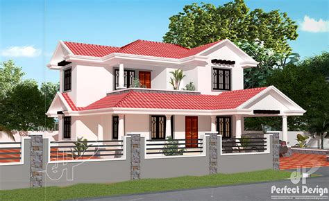 kerala sloped roof home design traditional sloped roof house kerala home design home