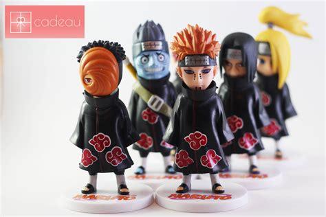 akatsuki set figure cadeau gift shop