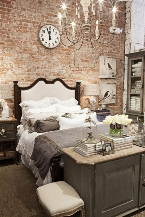 brick bedroom 69 cool interiors with exposed brick walls digsdigs