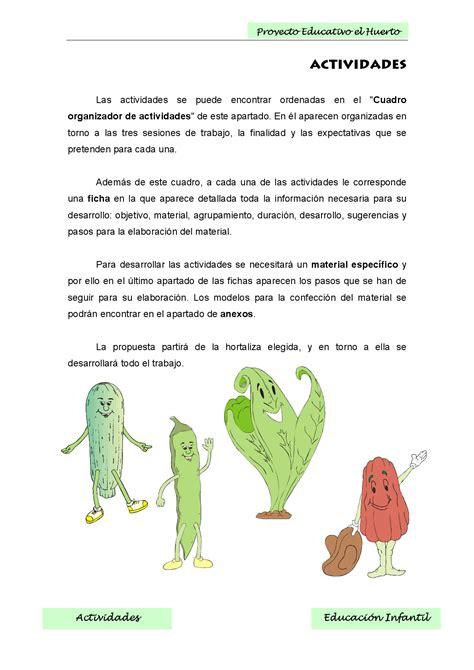imagenes de huertas escolares para colorear nuestro proyecto educativo el huerto escolar 2