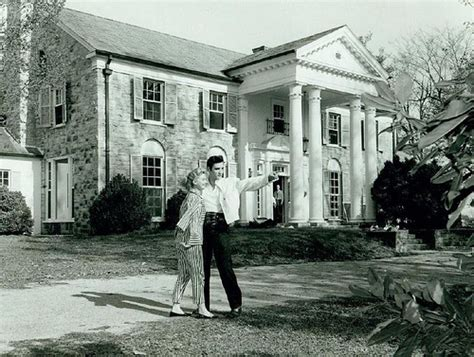 32 years ago graceland opened for tours june 7