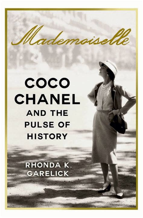 coco chanel biography youtube book review mademoiselle coco chanel and the pulse of