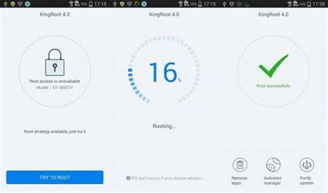 kingroot android descargar kingroot gratis
