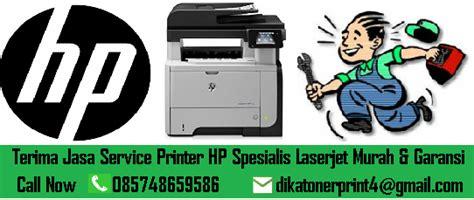 Jasa Service Printer Hp Laserjet terima servis printer hp spesialis laserjet murah ber garansi