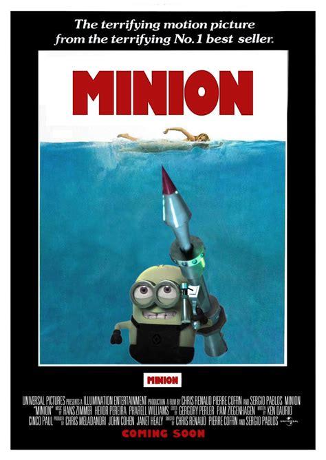 film lucu kaskus karakter minions yang mengikuti tokoh film dan game lucu
