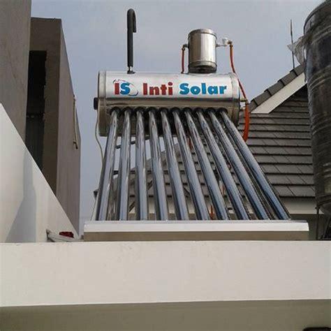Water Heater Inti Solar jenis water heater apa yang bagus dan sesuai kebutuhan anda pemanas air tenaga surya inti solar