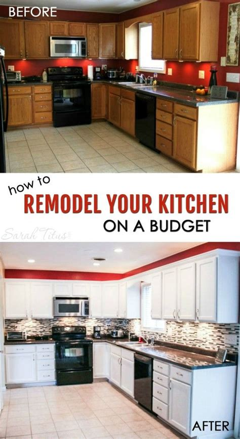 home renovation ideas on a budget 17 best ideas about kitchen renovations on pinterest