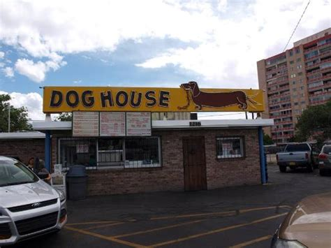 dog house albuquerque menu sign picture of dog house drive in albuquerque
