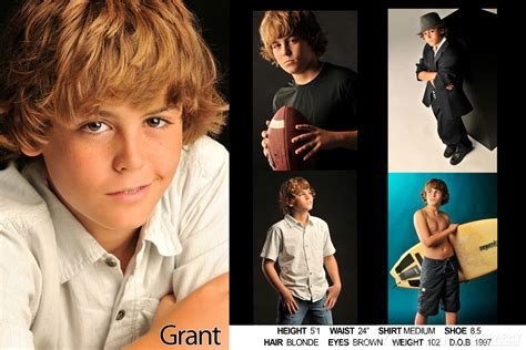 child model comp card template comp card photography and design in south florida
