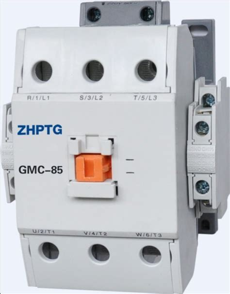 magnetic contactor connection