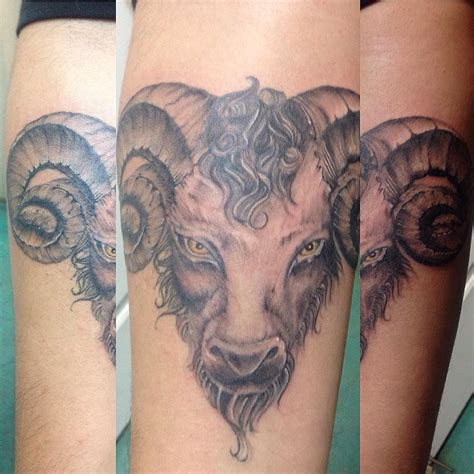 55 best aries symbol tattoo designs do you believe in