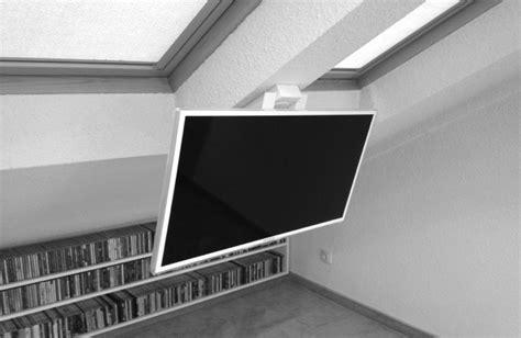 Sloped Ceiling Tv Mount by Tv Mount