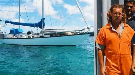 sailing la vagabonde new boat man on trial for murder flees our anchorage by yacht