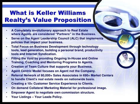 keller williams value proposition