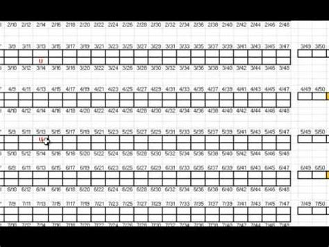 switch port map port mapping excel tool tutorial